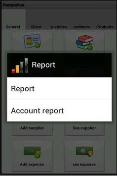 InvoicesFreeTab apk screenshot