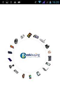 GeekBuying Online Shopping poster