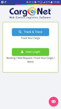 CargoNet - Tracking (Beta) poster