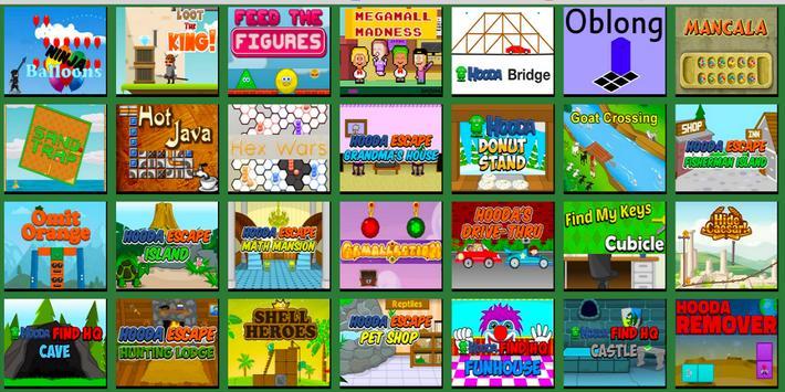 Hooda Math Mobile apk screenshot