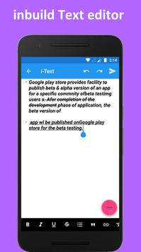 Image to text converter / text scanner screenshot 3
