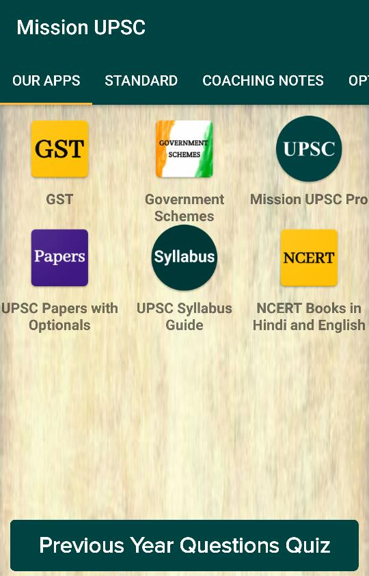 Mission UPSC for Android - APK Download