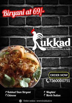 Kukkad- Biryani & Devourers poster