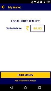 Local Rides screenshot 3