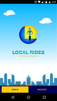 Local Rides poster