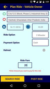 Local Rides apk screenshot
