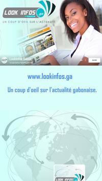 Look Infos Gabon poster
