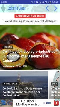 Look Infos Gabon screenshot 26