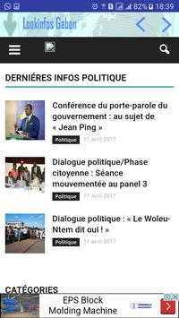 Look Infos Gabon screenshot 29