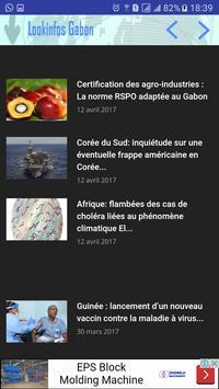 Look Infos Gabon screenshot 6