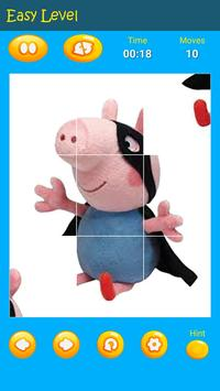 Puzzles game for Pepa toys Pig screenshot 5