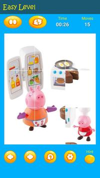 Puzzles game for Pepa toys Pig screenshot 6
