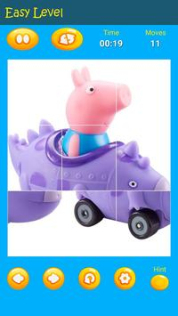 Puzzles game for Pepa toys Pig screenshot 8