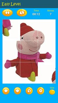 Puzzles game for Pepa toys Pig screenshot 9