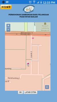 Informasi PDAM Intan Banjar screenshot 3
