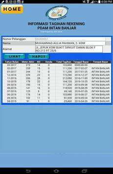 Informasi PDAM Intan Banjar screenshot 4