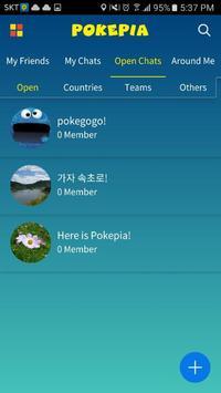 Community(Pokemon GO, Pokepia) apk screenshot