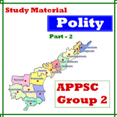 Polity Part 2 APPSC Group 2 icon