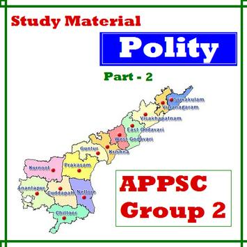 Polity Part 2 APPSC Group 2 poster