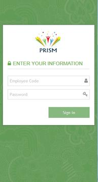 PRISM apk screenshot