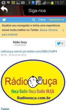 Rádio Ouça-DF apk screenshot
