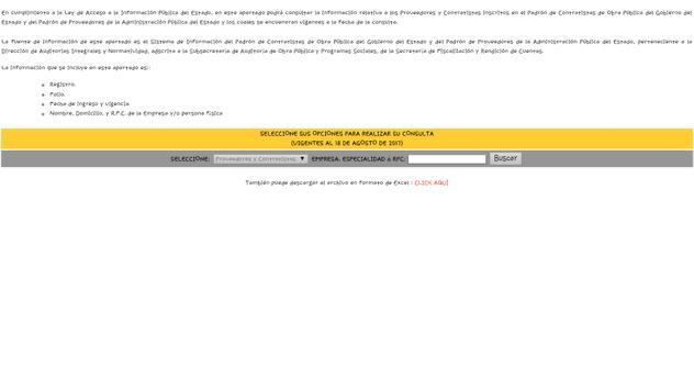 Sippc Coahuila screenshot 1