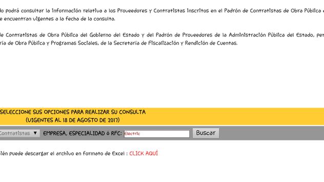 Sippc Coahuila screenshot 5