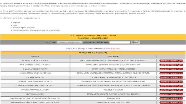 Sippc Coahuila screenshot 6