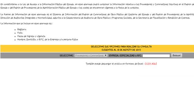 Sippc Coahuila screenshot 8