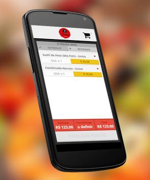 Taz Sushiman Delivery apk screenshot
