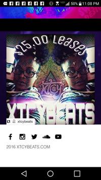 Xtcy Beats poster