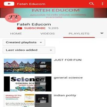 Fateh Educom apk screenshot