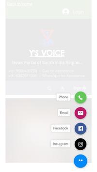 Y's Voice   YSMSIR screenshot 3