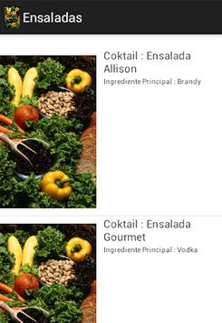 Ensalada apk screenshot