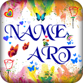Name Art icon