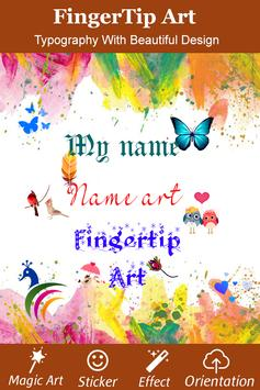 Name Art screenshot 1