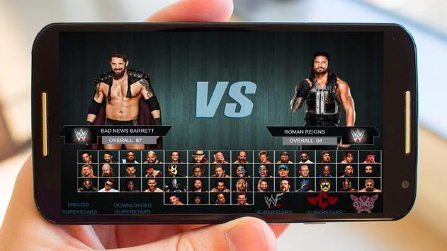 New WWE 2k16 Guide apk screenshot