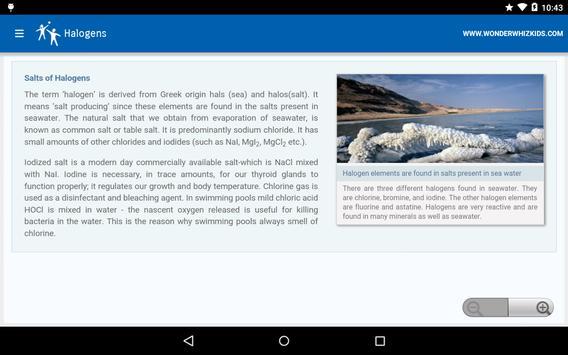Halogens apk screenshot