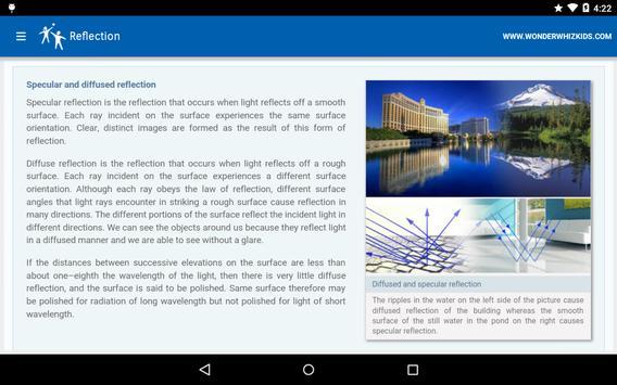 Reflection apk screenshot