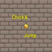 Chick and Jump icon