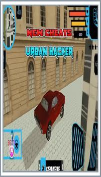New Cheats For Urban Hacker Tips screenshot 1