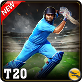 T20 Cricket Game 2017 icon