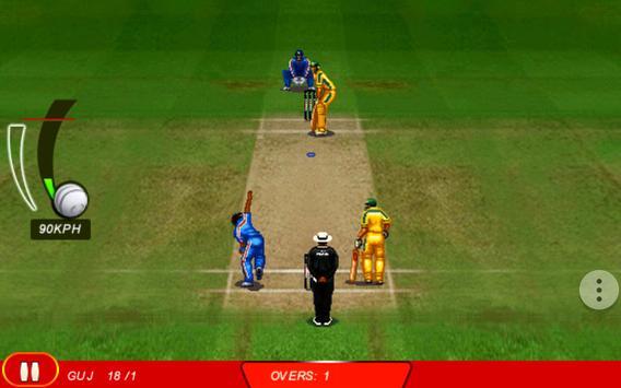T20 Cricket Game 2017 apk स्क्रीनशॉट