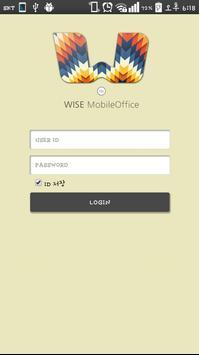 WISEOFFICE apk screenshot