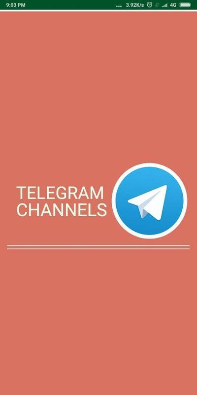 The best: telegram channels link list
