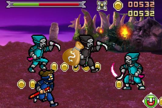 A Running Ninja 1.1 apk screenshot