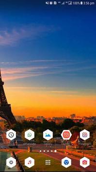 Theme for Eiffel Tower screenshot 4