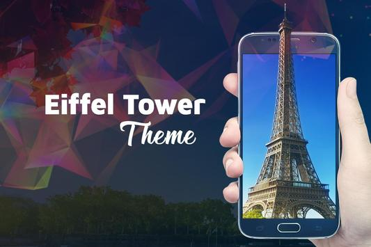 Theme for Eiffel Tower poster