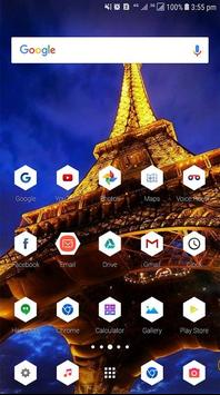 Theme for Eiffel Tower screenshot 2