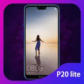 Theme for Huawei P20 Lite icon